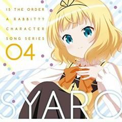 Gochuumon wa Usagi desu ka?? Character Song Series 04 SYARO - Maaya Uchida