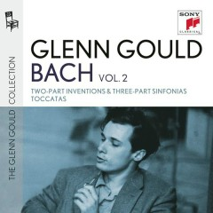 Bach: Inventions & Sinfonias, BWV 772-801 & Toccatas BWV 910-916 - Glenn Gould