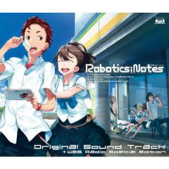 ROBOTICS;NOTES ORIGINAL SOUNDTRACK + 6 CD1