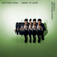 Hard To Love (Tiësto's Big Room Remix) - Matthew Koma