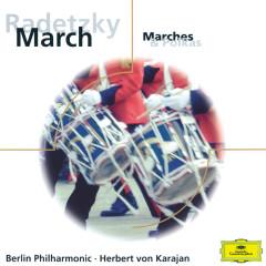 Radetzky March - Marches & Polkas - Bläser der Berliner Philharmoniker,Berliner Philharmoniker,Herbert von Karajan