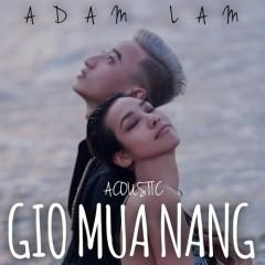 Gió Mưa Nắng (Acoustic) (Single) - Adam Lâm