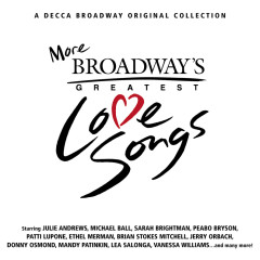 More Broadway Love Songs - Various Artists