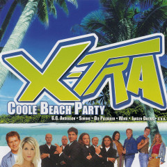 X-tra Coole Beach Party - Various Artists