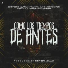 Como Los Tiempos De Antes (Single)