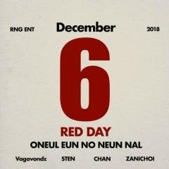 Red Day (Single) - Sten, Zani Choi, ChAN, VagaVondz