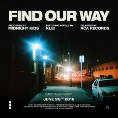 Find Our Way - Midnight Kids, klei