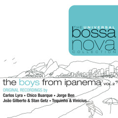 The Boys From Ipanema - Various Artists