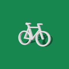 Green Bicycle (Single) - Dunkin Downer