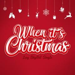When It's Christmas (Single)