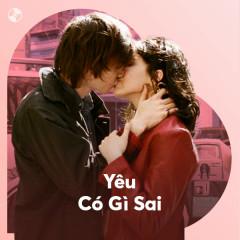 Yêu Có Gì Sai - Various Artists
