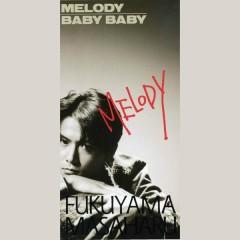 Melody / Baby Baby - Masaharu Fukuyama