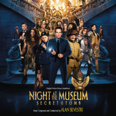 Night At The Museum: Secret Of The Tomb - Alan Silvestri