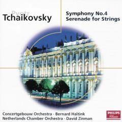 Tchaikovsky: Symphony No. 4; Serenade for Strings - Bernard Haitink,David Zinman