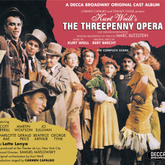 The Threepenny Opera - Various Artists