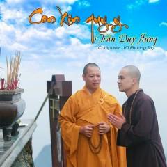 Con Xin Quy Y (Single) - Trần Duy Hưng