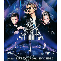 w-inds. Live Tour 2017 Invisible - w-inds.
