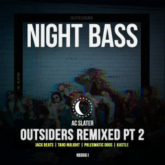 Outsiders Remixed, Pt. 2 (EP)