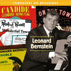 Composers On Broadway: Leonard Bernstein - Various Artists