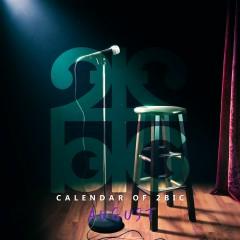 Calendar Of 2BIC (August) (Single) - 2Bic