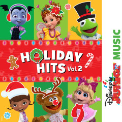 Disney Junior Music: Holiday Hits Vol. 2 - Various Artists