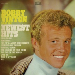 Sings The Newest Hits - Bobby Vinton