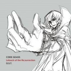 CODE GEASS Fukkatsu no Lelouch O.S.T. CD2