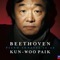 Beethoven: Piano Sonatas Nos.16-26 - Kun-Woo Paik