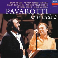 Pavarotti & Friends 2 - Luciano Pavarotti,Bryan Adams,Nancy Gustafson,Andrea Bocelli,Andreas Vollenweider