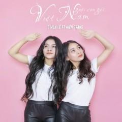 Người Con Gái Việt Nam (Single) - Black Lê, Hiền Trang