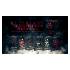 THE FOX FESTIVALS IN JAPAN 2017 - RED FOX FESTIVAL - BABYMETAL