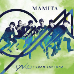 Mamita (Single) - CNCO, Luan Santana