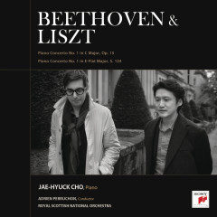 Beethoven and Liszt Concertos
