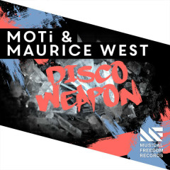 Disco Weapon (Single) - MOTi, Maurice West