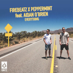Everything (Single) - Firebeatz, Peppermint