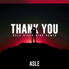 Thank You (Asle Disco Bias Remix Edit)