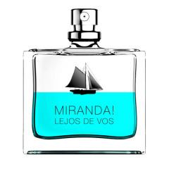 Lejos De Vos (Single) - Miranda!