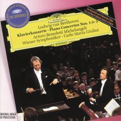 Beethoven: Piano Concertos Nos.1 & 3 - Arturo Benedetti Michelangeli,Wiener Symphoniker,Carlo Maria Giulini