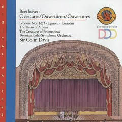 Beethoven: Overtures - Sir Colin Davis