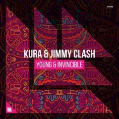 Young & Invincible (Single) - Kura, Jimmy Clash
