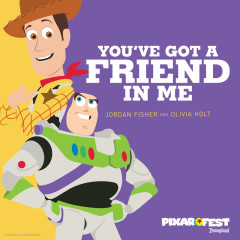 You've Got a Friend in Me - Jordan Fisher,Olivia Holt