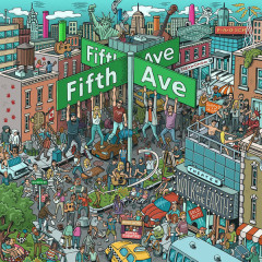 Fifth Avenue (Single) - Walk Off The Earth