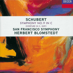 Schubert: Symphony No.9; Overture in C - San Francisco Symphony,Herbert Blomstedt