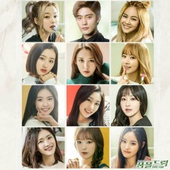 THE IDOLM@STER.KR, Pt.3 (Music from the Original TV Series) - Real Girls Project
