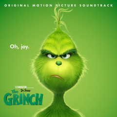 Dr. Seuss' The Grinch (OST) - Various Artists