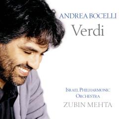 Andrea Bocelli - Verdi - Andrea Bocelli,Israel Philharmonic Orchestra,Zubin Mehta