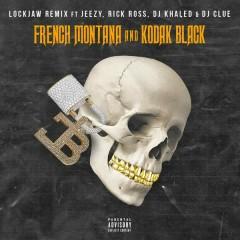 Lockjaw (Remix) - French Montana, Kodak Black, Jeezy, Rick Ross, DJ Clue