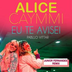 Eu Te Avisei (Junior Fernandes Remix) - Alice Caymmi, Pabllo Vittar, Junior Fernandes