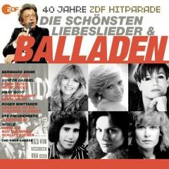 Die Balladen - Das beste aus 40 Jahren Hitparade
