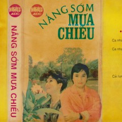 Nắng Sớm Mưa Chiều (Cải Lương) - Minh Vương, Thanh Sang, Bạch Tuyết, NSƯT Út Bạch Lan